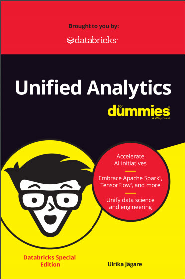 Unified Analytics, Big Data as Path to AI Success & Innovation